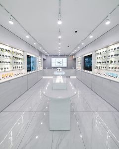 THC Canada renovated store