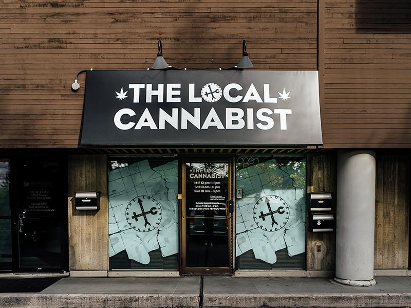 The Local Cannabist - Alberta