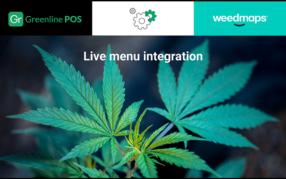 Greenline_Weedmaps_menu_integration