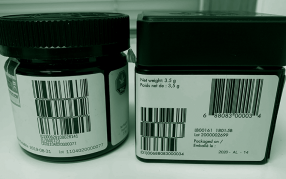 lot tracking barcodes