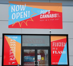 Pops Cannabis Opening
